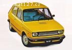 Koupím Fiat 127 ve slušném stavu s TP