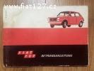 Návod k obsluze Fiat 127