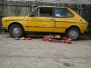 Lucka Čápová - Fiat 127 závody