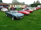 18. medzinárodný zraz historických vozidiel značky Fiat 20.9.2014 Kremnica