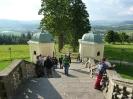 přístupová cesta ke klášteru