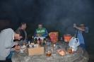 Večerní vyhodnocení a táborák